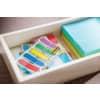 Index Pfeil 12x43 farbig sortiert POST IT 684 ARR1 5x20 Stück Produktbild Anwendungsdarstellung 3 S
