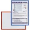 Prospekttasche A4 5ST rot FRANKEN ITSA4M/501 magnetisch Produktbild Stammartikelabbildung S