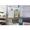 Haftnotizblock 76x76mm 3x45Blatt sort. POST-IT EXT33M-3-FRGE Produktbild Anwendungsdarstellung 5 S