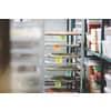 Haftnotizblock 76x76mm 3x45Blatt sort. POST-IT EXT33M-3-FRGE Produktbild Anwendungsdarstellung 9 S