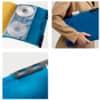 Hänge-Ordnungsmappe 6Fä. blau LEITZ 1890-00-35 Divide it Up Produktbild Anwendungsdarstellung S