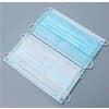 Gesichtsmaske 3lagig weiß-blau 5 26 02 00/271795003 Universalgröße Typ1 Produktbild Einzelbild 3 S