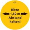 Hinweisetiketten Corona Schilderset gelb AVERY ZWECKFORM 49401 Gastro 12ST Produktbild Detaildarstellung 2 S
