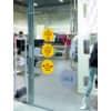 Hinweisetiketten Corona Schilderset gelb AVERY ZWECKFORM 49400 12ST Produktbild Anwendungsdarstellung 2 S