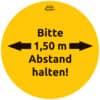Hinweisetiketten Corona Schilderset gelb AVERY ZWECKFORM 49400 12ST Produktbild Anwendungsdarstellung 4 S