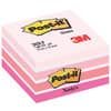 Haftnotizblock Würfel pastellrosa POST-IT 2028P 76x76mm 450Bl Produktbild
