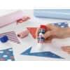 Klebestift Stick 20g TESA 57026-00200-02 Produktbild Anwendungsdarstellung 4 S