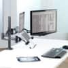 Halterung für Laptop FELLOWES FW8211901 Produktbild Anwendungsdarstellung S