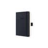 Buchkalender 2020 A6 schwarz SIGEL C2021 CONCEPTUM Produktbild Einzelbild 5 S