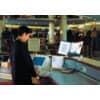 Sichttafelständer SHERPA® Modul 10 grau DURABLE 5623 57 leer für 10 Tafeln Produktbild Produktabbildung aufbereitet 2 S