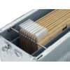 Pilotenkoffer Alu silber Alumaxxx 45119 47x37x20cm Produktbild Detaildarstellung S
