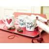Porzellanmalstift Brushpen rot EDDING 4200 002 Produktbild Anwendungsdarstellung 2 S