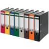 Ordner Pappe A4 8cm rot LEITZ 1080-50-25 Produktbild Stammartikelabbildung S