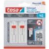 Powerstrips 2ST 1kg weiß TESA 77774-00000-00 verstellbar Produktbild