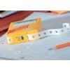 Verstärkungsringe 500 Stück transparent ZWECKFORM 3510 Produktbild Anwendungsdarstellung S