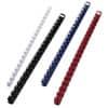 Spiralbinderücken 100ST rot Q-CONNECT 5345604 8mm Produktbild Stammartikelabbildung S