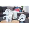 Porzellanmalstift Brushpen 6St EDDING 4200-6999 Warm Produktbild Anwendungsdarstellung 4 S