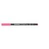 Porzellanmalstift Brushpen rosa EDDING 4200 009 Produktbild Einzelbild 1 S