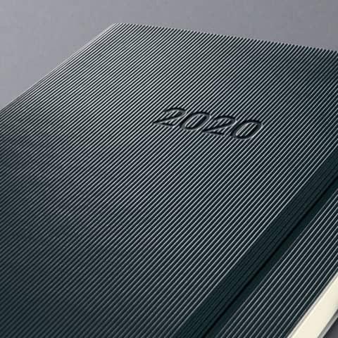 Buchkalender 2020 A6 schwarz SIGEL C2021 CONCEPTUM Produktbild Einzelbild 9 XL