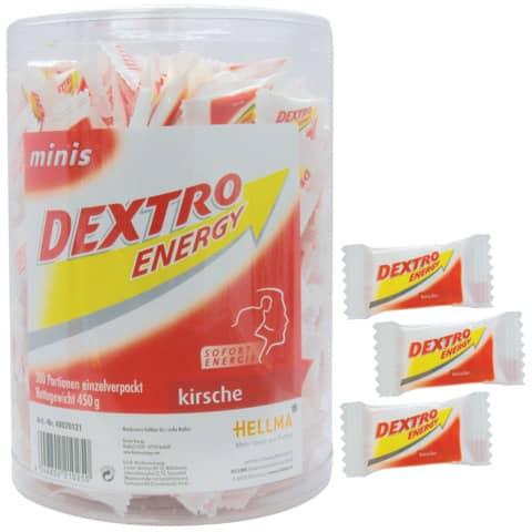 Traubenzucker 300 Stück MINI HELLMA 70000147 Dextro Energy Produktbild