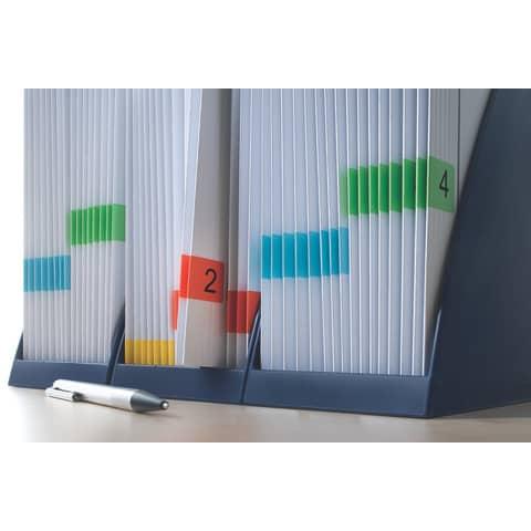 Universaletiketten 70x37 gelb HERMA 4406 100 Blatt Produktbild Anwendungsdarstellung 2 XL