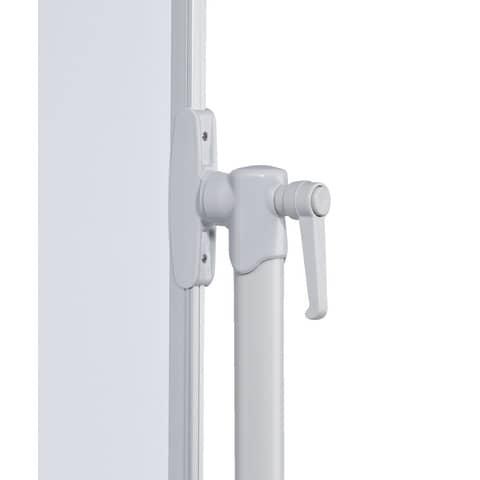 Stativ-Drehtafel 100x150cm FRANKEN STC202 mobil Produktbild Detaildarstellung XL