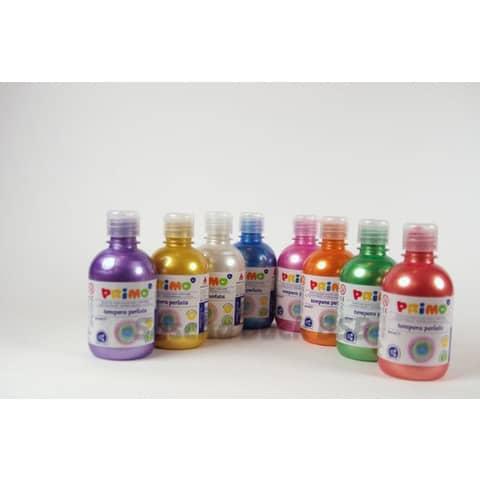 Perlmuttfarben Set 300 ml, 8 Farben Produktbild