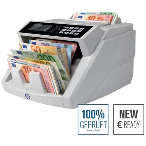 Banknotenzählgerät 2465-s SAFESCAN 112-0540 Produktbild