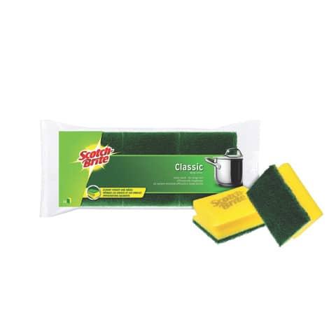 Topfreiniger Classic 3 Stück SCOTCH BRITE CLNS3 Produktbild Einzelbild 3 XL