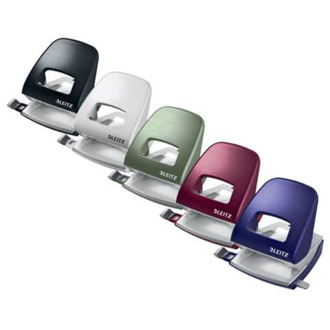 Locher NeXXt Style arktik weiß LEITZ 5006-00-04 m. AS Produktbild Stammartikelabbildung XL