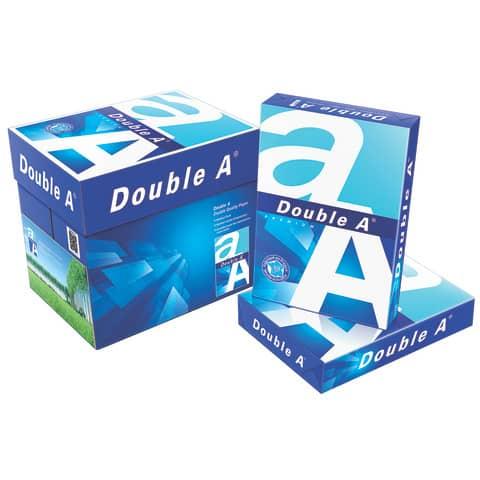 Kopierpapier dopp 500BL weiß DOUBLE A 522608010991 A4 80g Produktbild Einzelbild 4 XL