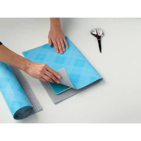 Verpackungsband Flex&Seal hellblau SCOTCH FS-1520 381mm x 6,09m Produktbild Anwendungsdarstellung 2 XL