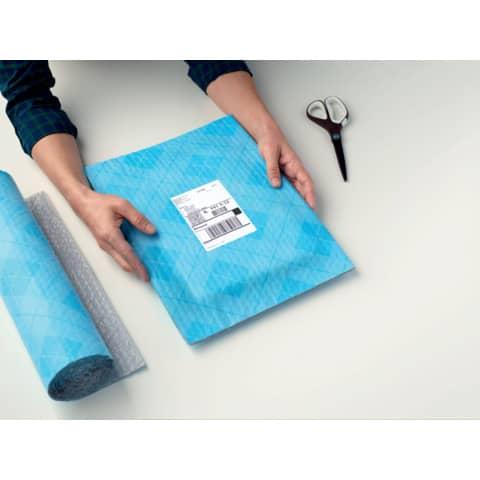 Verpackungsband Flex&Seal hellblau SCOTCH FS-1520 381mm x 6,09m Produktbild Anwendungsdarstellung 4 XL
