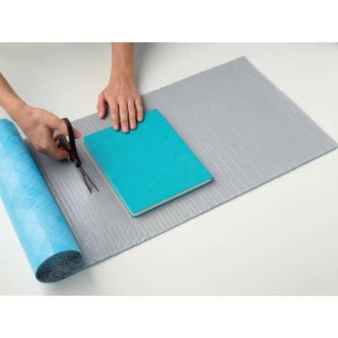 Verpackungsband Flex&Seal hellblau SCOTCH FS-1520 381mm x 6,09m Produktbild Anwendungsdarstellung XL