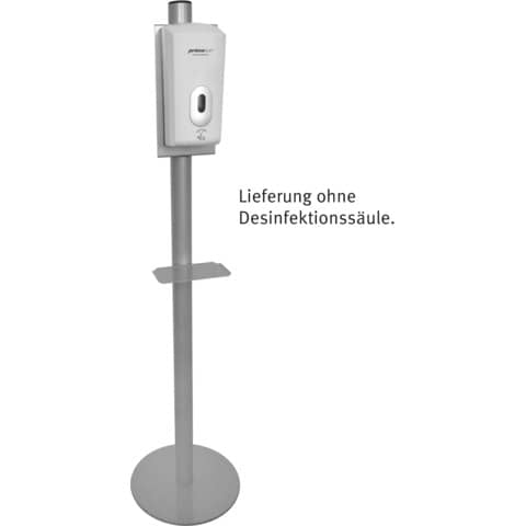 Desinfektionsmittelspender weiß/grau PRIMASoft 090312 Sensor Produktbild Einzelbild 2 XL