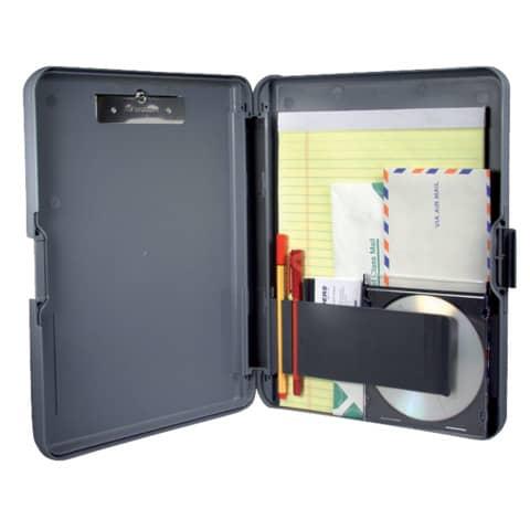 Klemmbrett 270x335mm grau SAUNDERS 00470 WorkMate Produktbild Einzelbild 1 XL