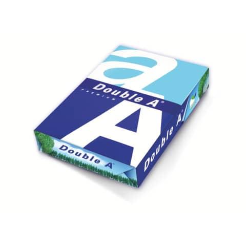 Kopierpapier dopp 500BL weiß DOUBLE A 522608010991 A4 80g Produktbild