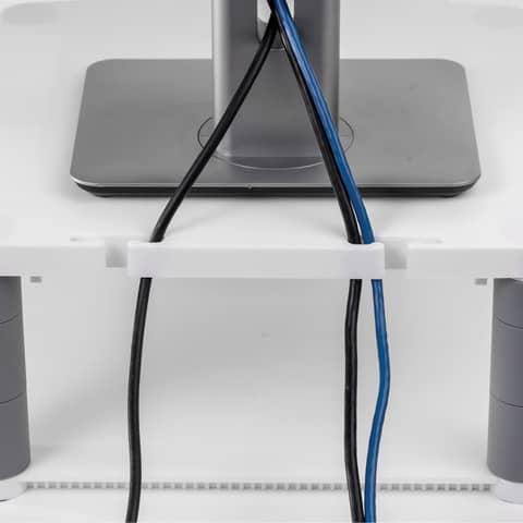 Bildschirmträger grau FELLOWES FE91717 70 Produktbild Detaildarstellung 3 XL