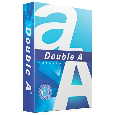 Kopierpapier dopp 500BL weiß DOUBLE A 522608010991 A4 80g Produktbild Einzelbild 2 XL