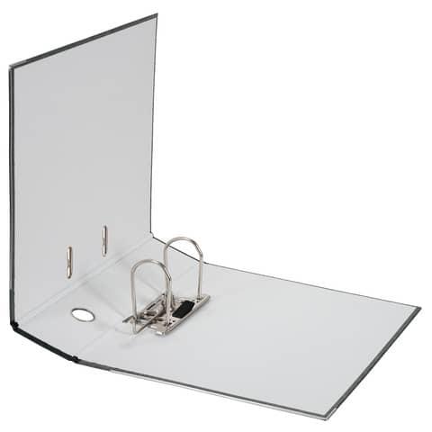 Ordner S80 Economy A4 8 cm schwarz 11310992 Wolkenmarmor Produktbild