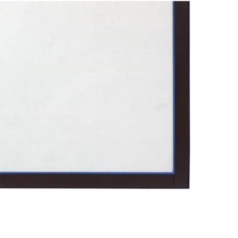 Prospekttasche A4 5ST rot FRANKEN ITSA4M/501 magnetisch Produktbild Detaildarstellung XL
