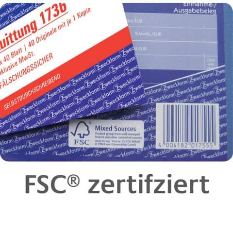 Wochenbericht A5 2x40BL SD ZWECKFORM 1772 SD 2x40 Blatt Produktbild Detaildarstellung 2 XL