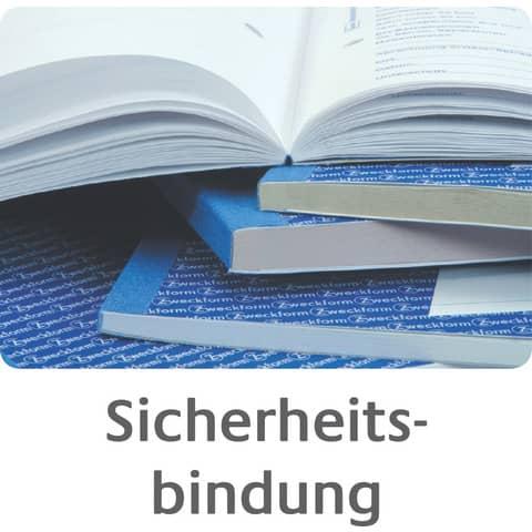Wochenbericht A5 2x40BL SD ZWECKFORM 1772 SD 2x40 Blatt Produktbild Detaildarstellung 3 XL