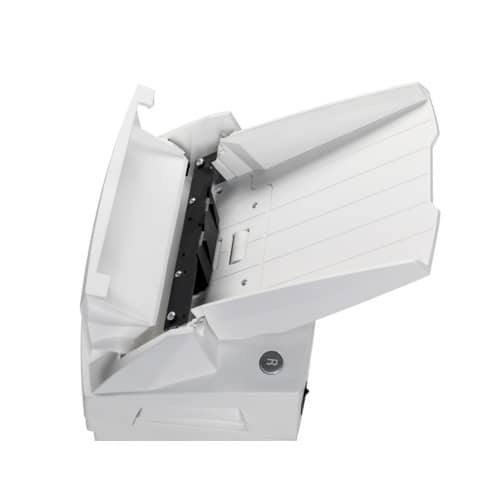 Aktenvernichter AF100 Autofeed ws/sw HSM 2063111 4x25mm Partikel Produktbild Detaildarstellung 3 XL