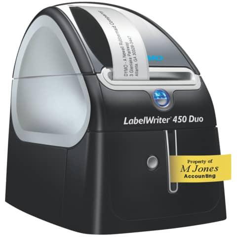Beschriftungsdrucker LW450 Duo DYMO S0838920 Produktbild Einzelbild 2 XL