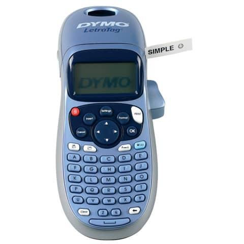 Beschriftungsgerät LT100H silb DYMO S0883990 Letra Tag Produktbild Einzelbild 2 XL
