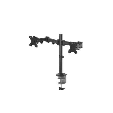 Bildschirmschwenkarm doppelt schwarz FELLOWES FW8502601 Reflex Series Produktbild