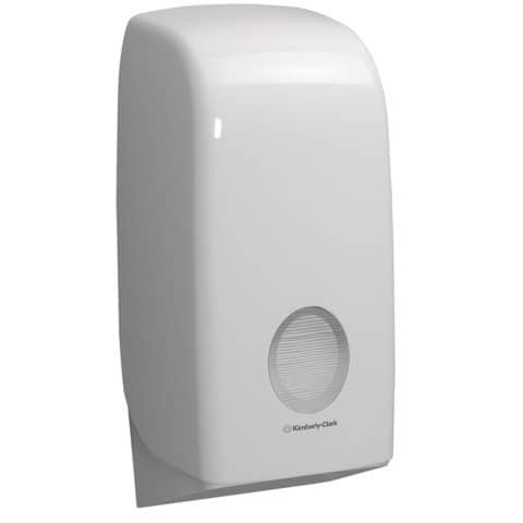 Toilettenpapier-Spender weiß KIMBERLY-CLARK 6946 Produktbild