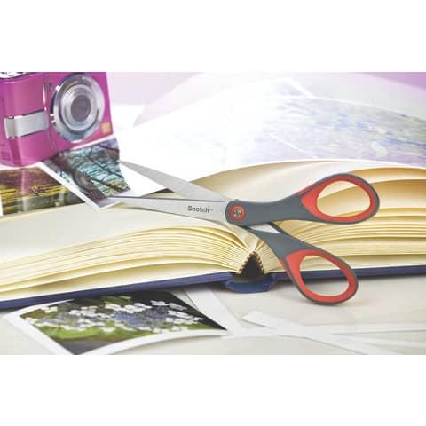 Allroundschere 18cm 3M 1447 Precision Produktbild Anwendungsdarstellung 1 XL
