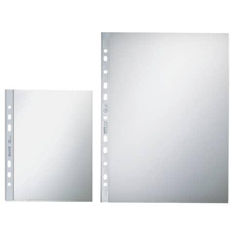 Prospekthülle PP A4 genarbt LEITZ 4790-00-00 100ST 0,07mm Produktbild Stammartikelabbildung XL